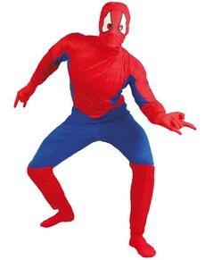 Adults Spiderman Costume