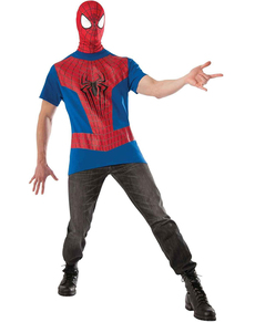 Spiderman The Amazing Spiderman 2 costume kit for a man