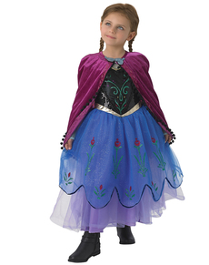 Anna Frozen Premium Child Costume