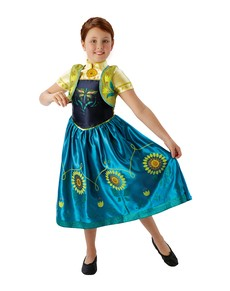 Anna Frozen Fever Child Costume