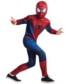 The Amazing Spiderman 2 Spiderman costume for a child