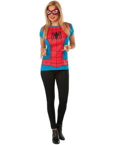 Marvel Spidergirl classic costume kit for a woman