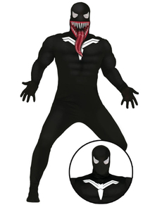 Mens Venom anti-hero costume