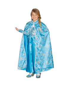 Girl's Ice Princess Cape